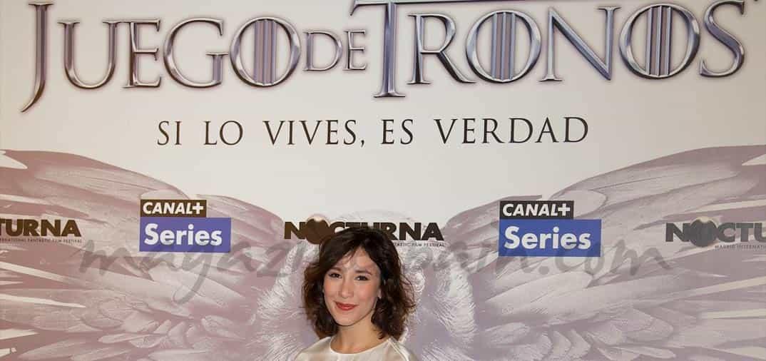 Sibel Kekilli, la amante de Tyrion Lannister en «Juego de tronos»