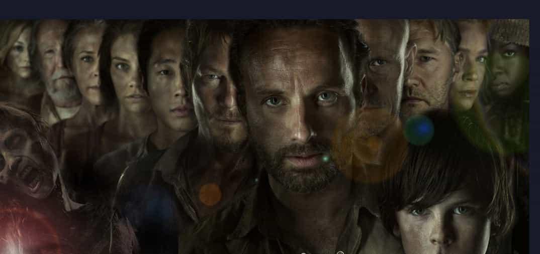 """De nuevo """"The Walking Dead"""", todos sus protagonistas"""