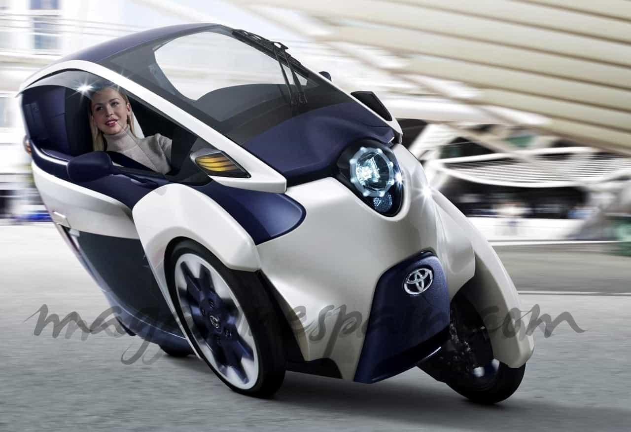 El coche «i» más divertido de Toyota
