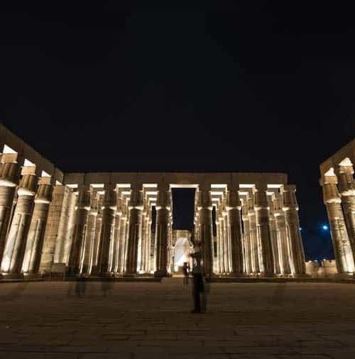Espectacular Templo de Luxor