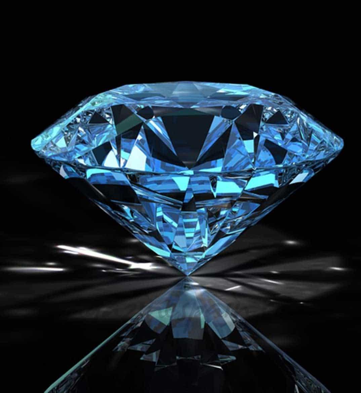 """En Christie's, el diamante """"Winston Blue"""" subastado en 17,2 millones de euros"""