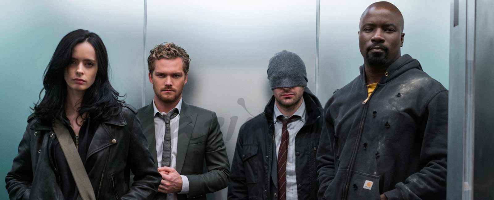 The Defenders © Netflix