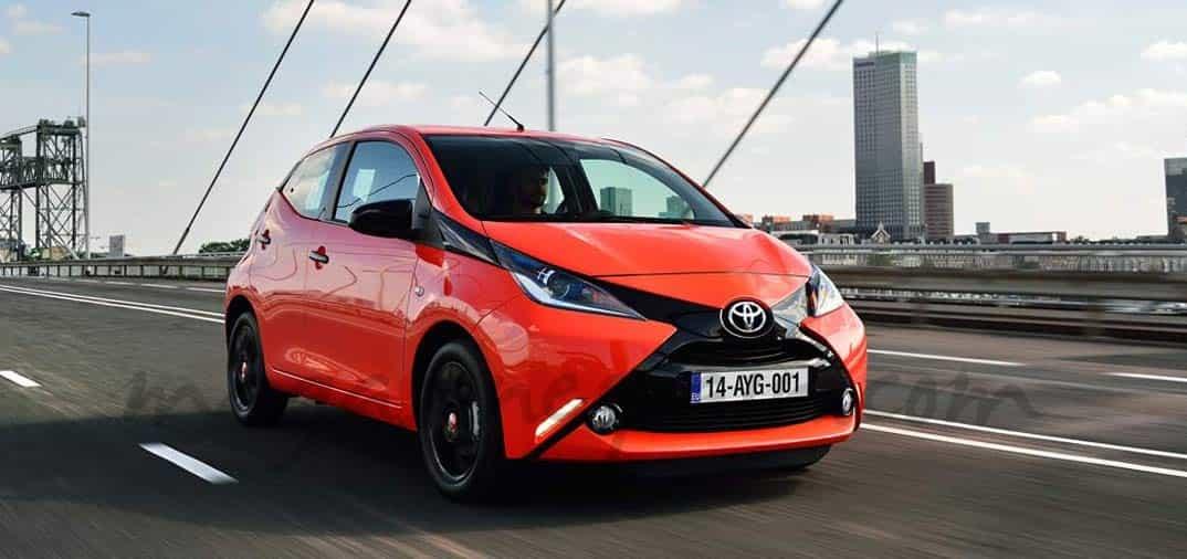 Toyota rejuvenece el «AYGO»