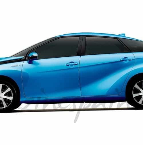Toyota apuesta por el hidrógeno en sus coches