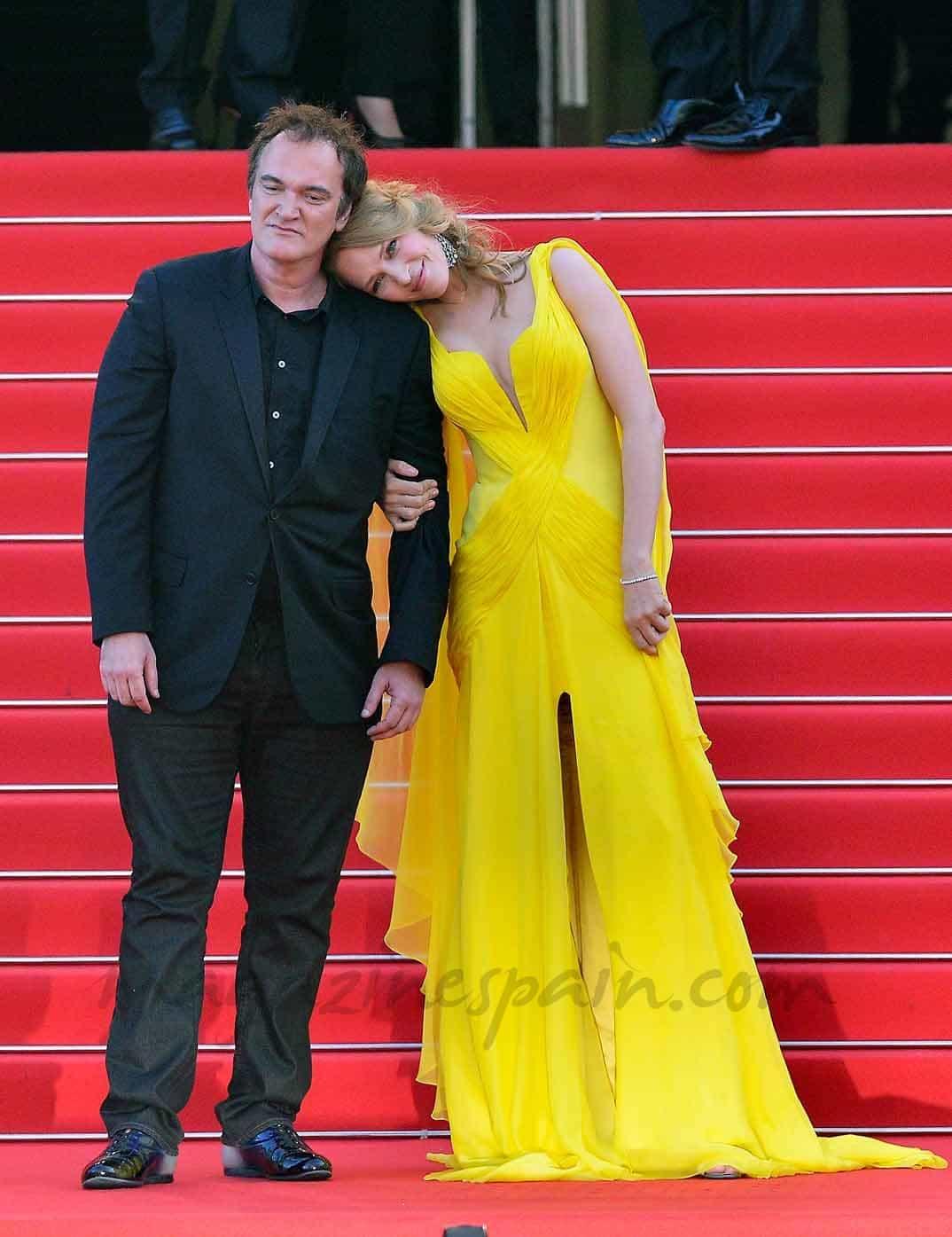 Uma-Thurman-y-Quentin-Tarantino