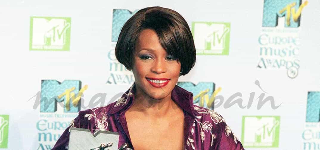 Recopilación de actuaciones en directo de Whitney Houston, «trailer»