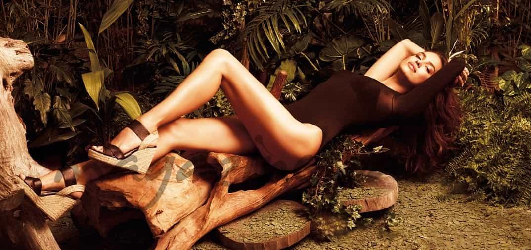 Irina Shayk muy sexy y sensual para Xti