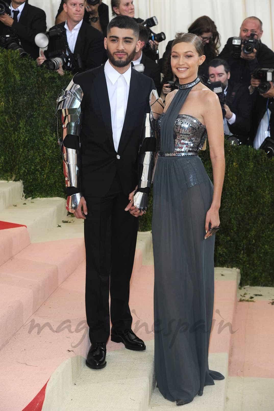 Zayn Malik y Gigi Hadid