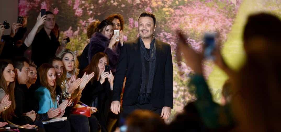 Zuhair Murad el diseñador de las «estrellas», en Paris