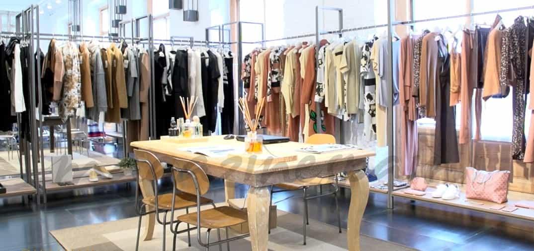 Fran Larrañaga: Showroom de lujo en Acon100cia