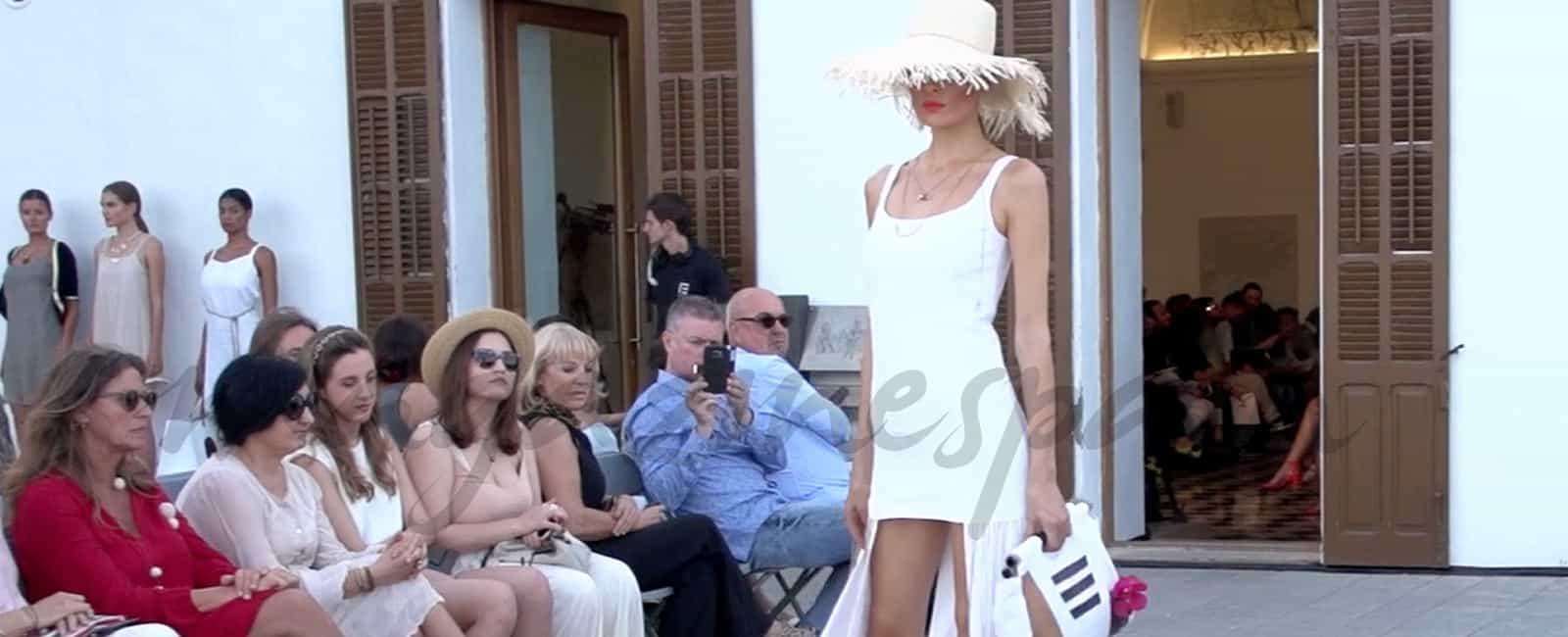 Fran Larrañaga en el primer Concurso de Talentos – Ad Talent en Ibiza