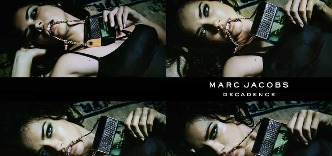 Adriana Lima, imagen del nuevo perfume de Marc Jacobs