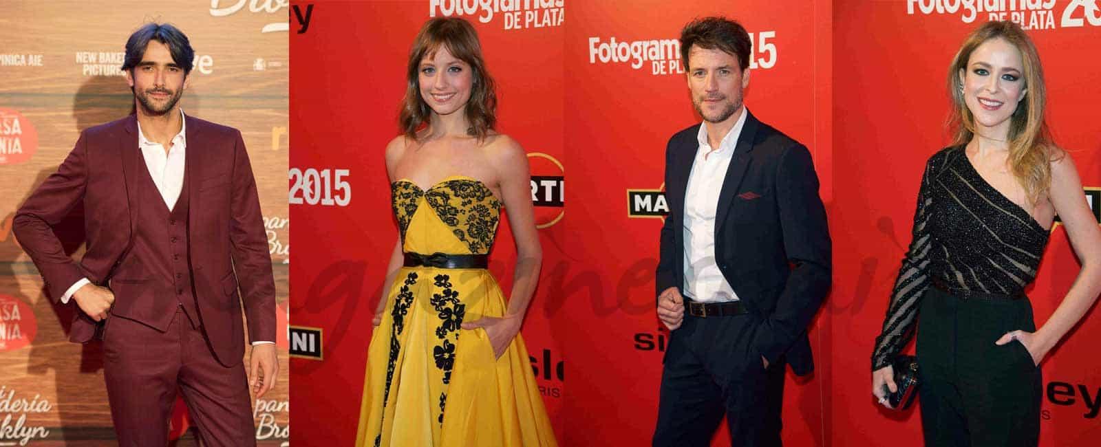 Aitor Luna, Michelle Jenner, Silvia Abascal y Daniel Grao protagonizan 'La Catedral del Mar'