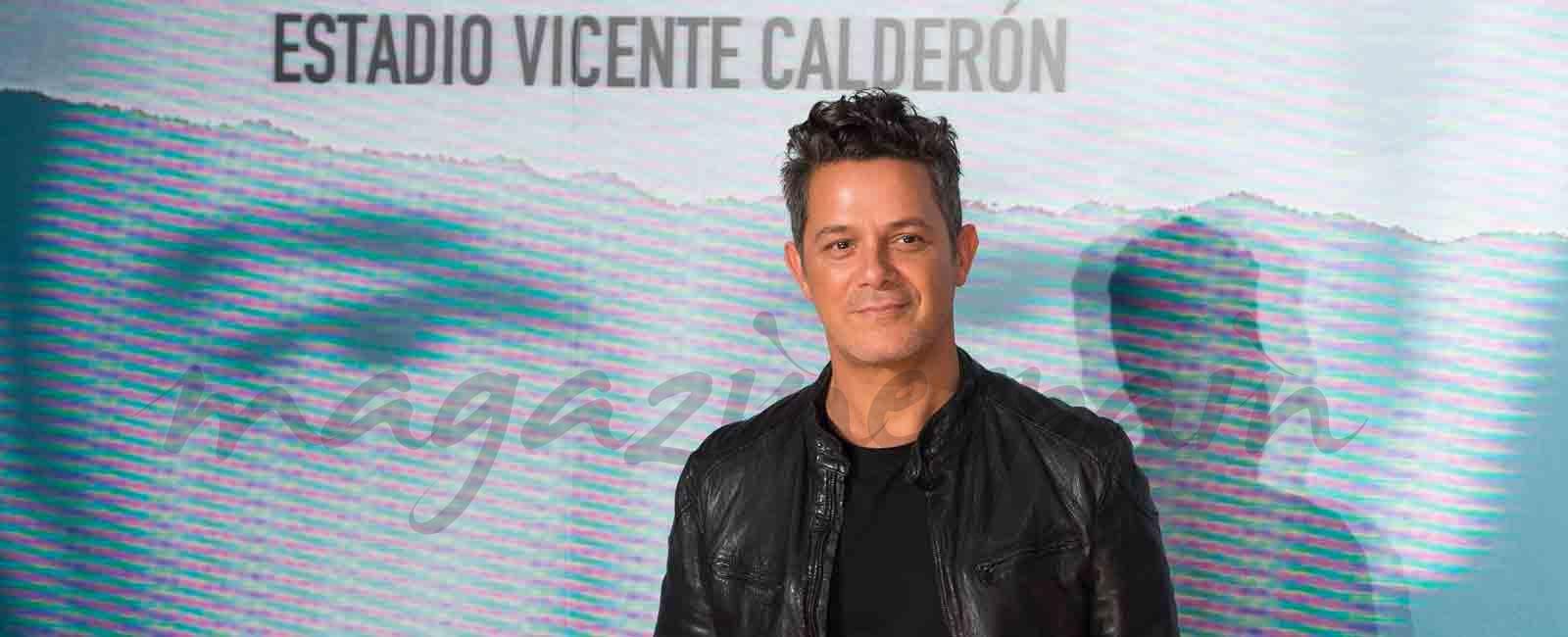 Alejandro Sanz vuelve a grabar ¿Y Si fuera ella? del año 1998