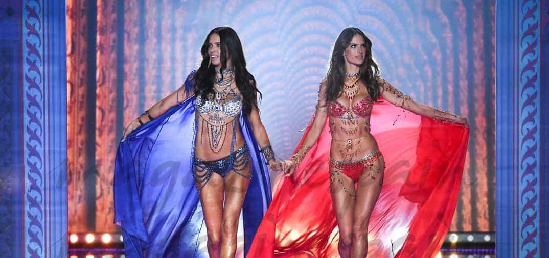 Alessandra Ambrosio y Adriana Lima, ¿dejan de ser «ángeles»?