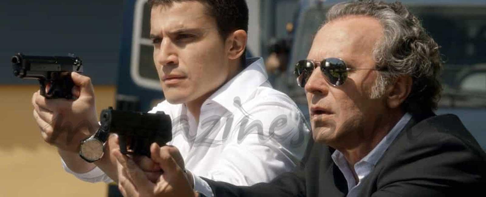 José Coronado y Álex Gonzalez, juntos de nuevo, tras el éxito de «El Príncipe»