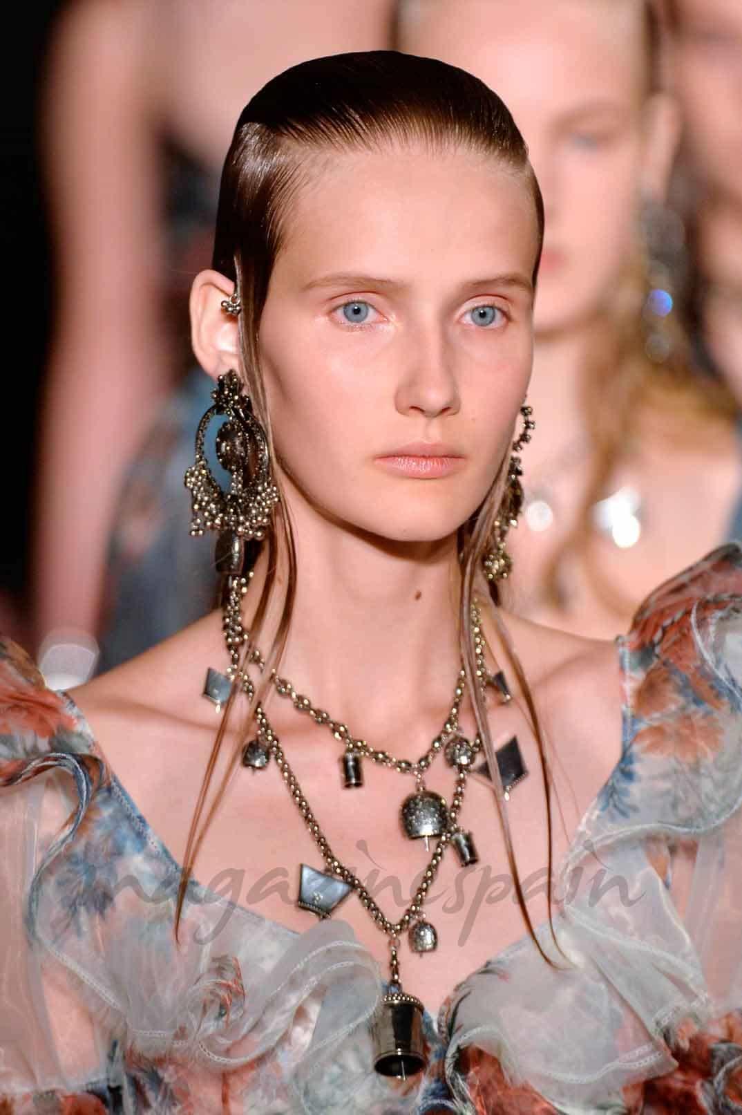 alexander mcqueen paris fashion week primavera verano 2017