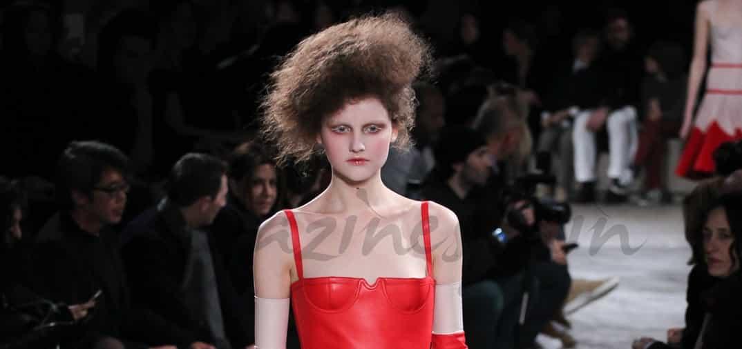 París Fashion Week 2015: ALEXANDER McQUEEN