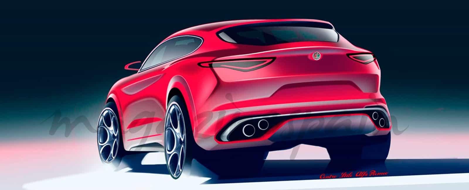 Alfa Romeo: «Stelvio Quadrifoglio SUV»