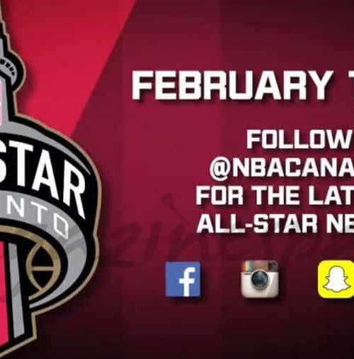 """El domingo a las 2,30 horas, """"All Star 2016"""", en Toronto"""