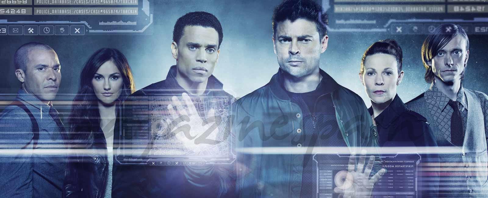 Llega a Antena 3 «Almost Human»