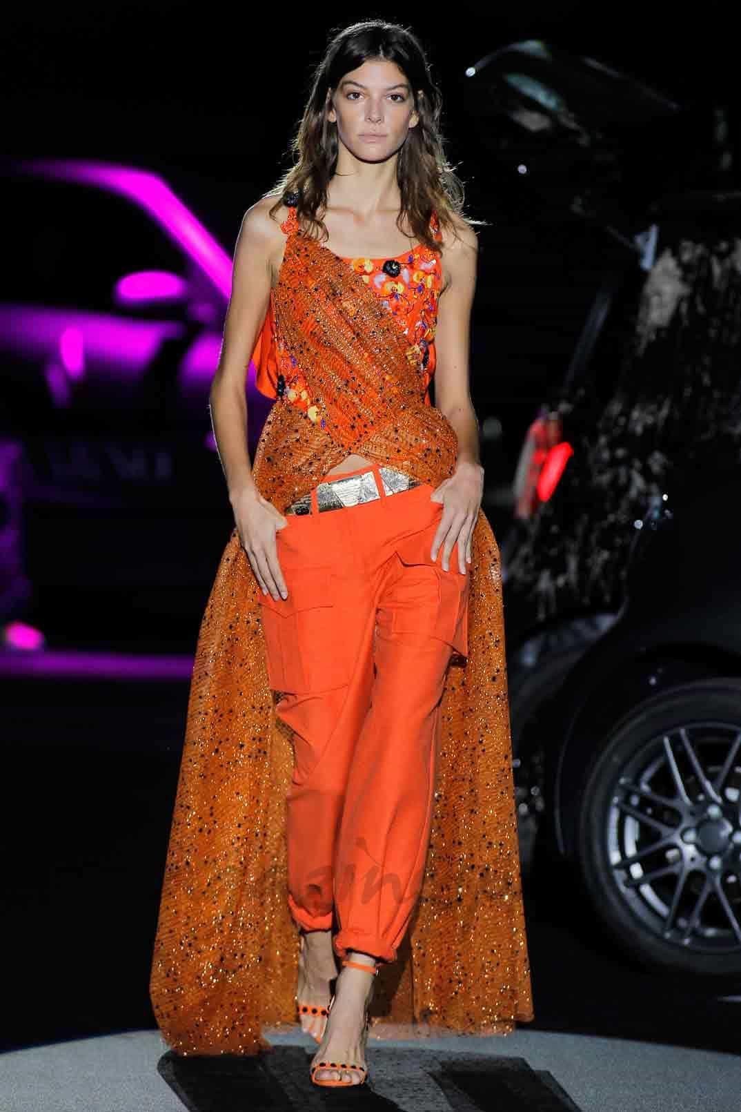 Mercedes Benz Fashion Week Madrid: Alvarno Primavera ...