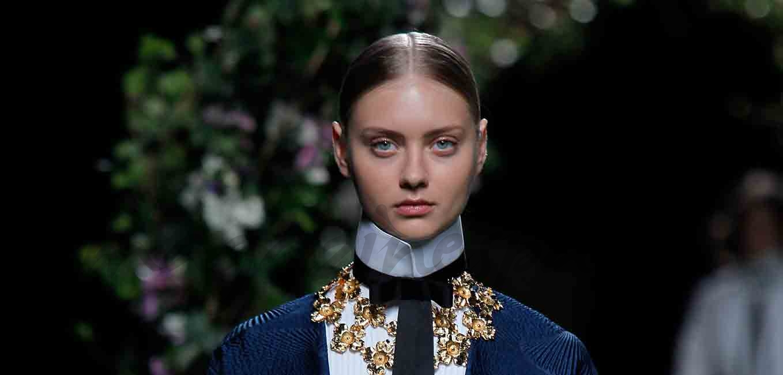 Mercedes Fashion Week: Alvarno Primavera Verano 2018