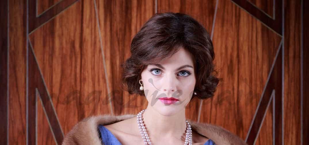 Amaia Salamanca estrena serie y maternidad