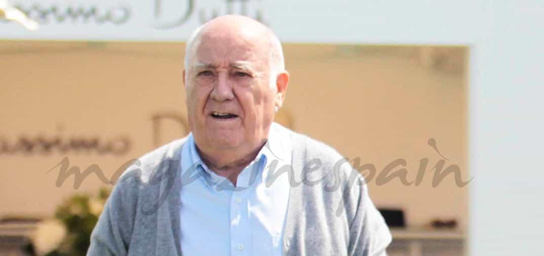 Amancio Ortega, dueño de Zara, el hombre más rico del mundo