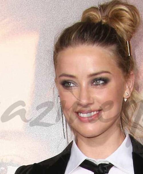 Amber Heard dona los 7 millones de dólares de su divorcio de Johnny Depp