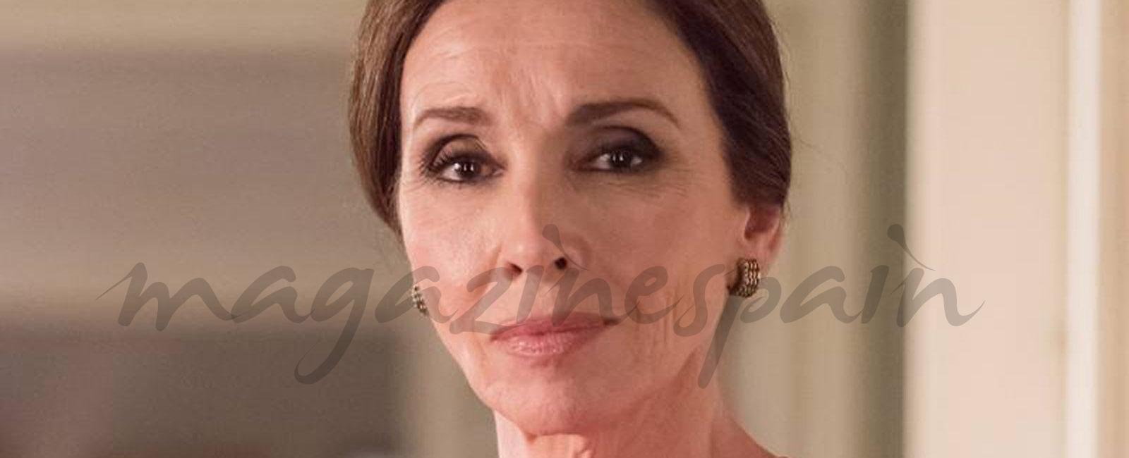 Ana Belén vuelve a televisión con «Traición»