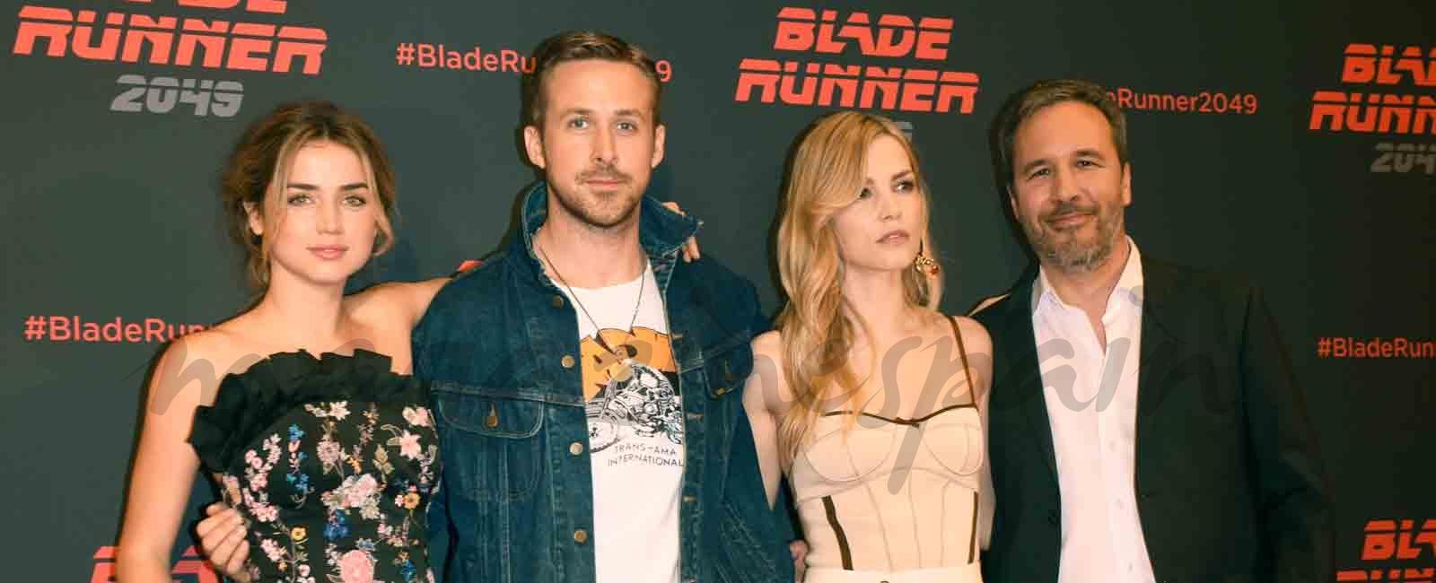 Blade Runner 2049, estreno segundo tráiler