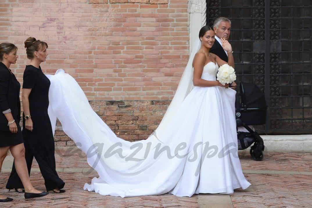 ana-ivanovic-y-bastian-schweinstelger boda religiosa en venecia