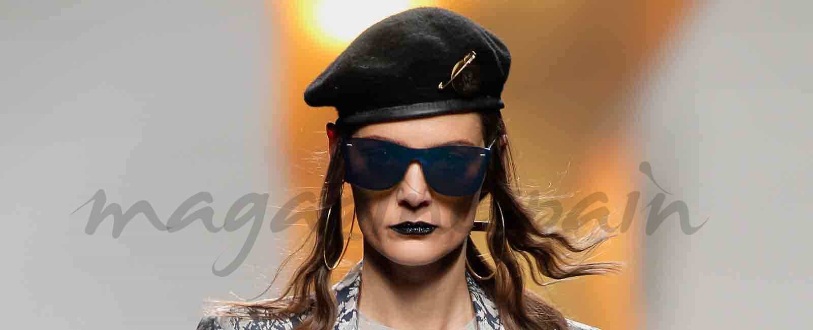 Mercedes Benz Fashion Week: Ana Locking Otoño-Invierno 2017/18