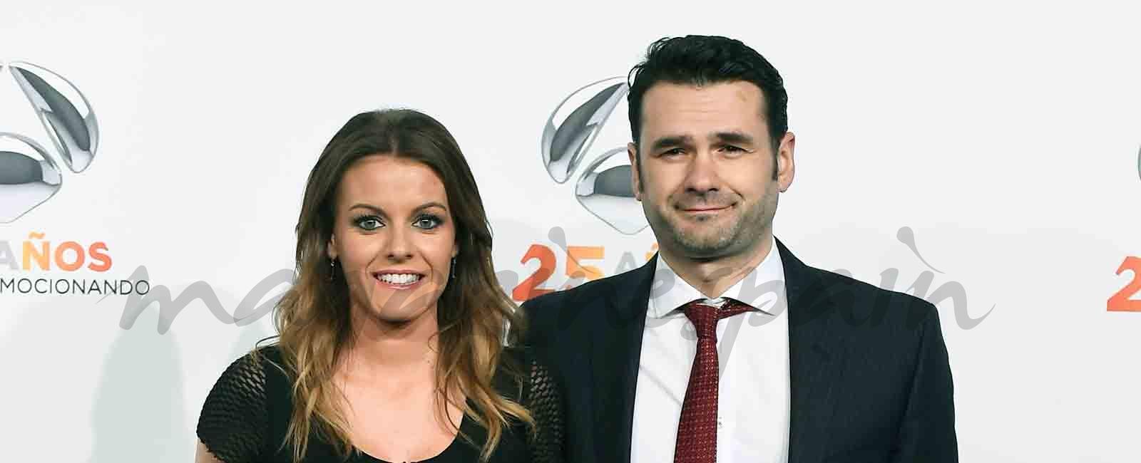 Iñaki López y Andrea Ropero serán padres