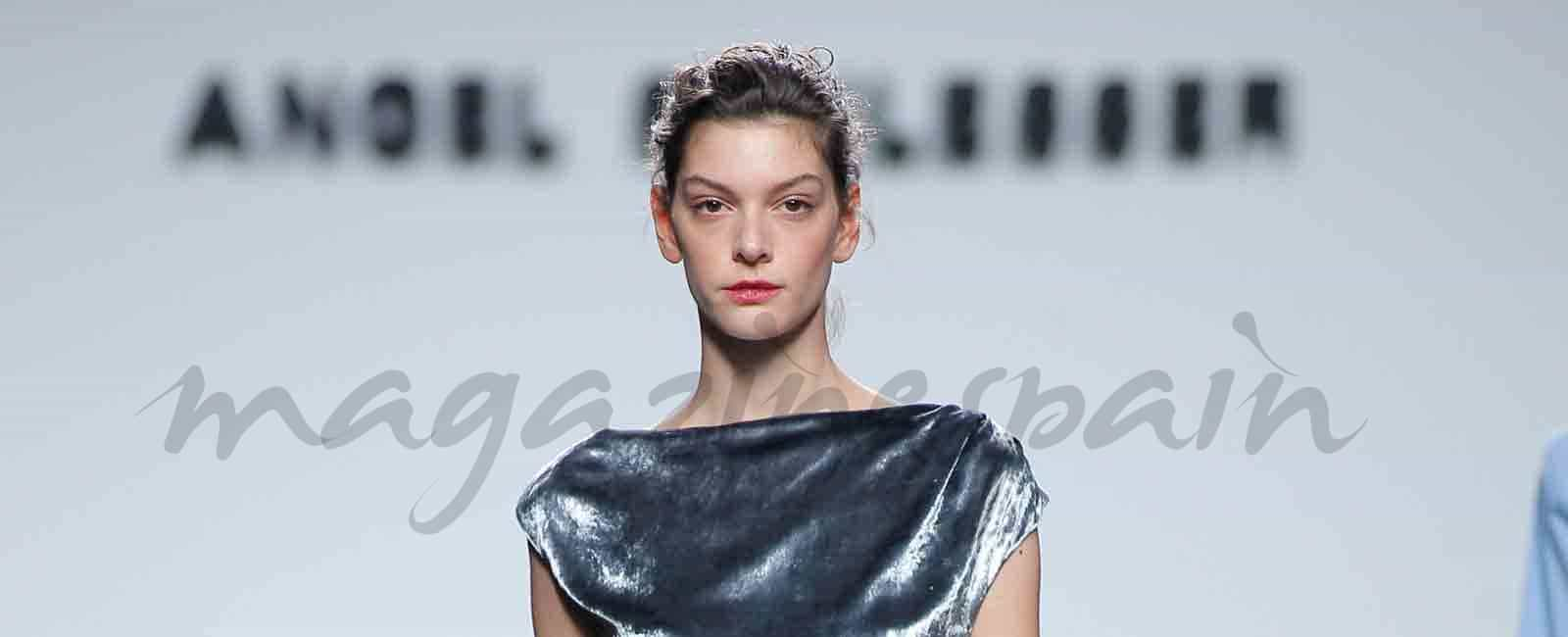 Mercedes Benz Fashion Week: Angel Schlesser Otoño-Invierno 2017/18