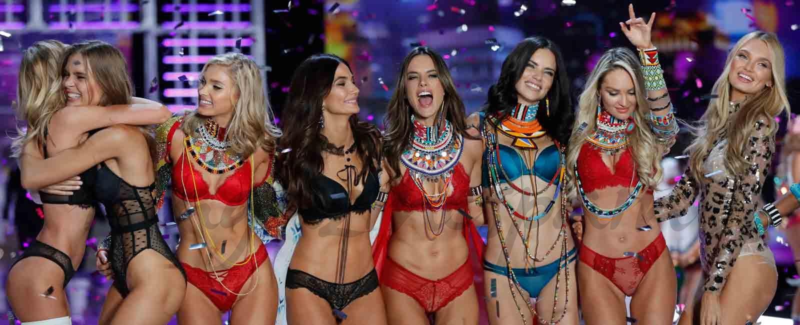 Los ángeles de Victoria's Secret conquistan Shanghái