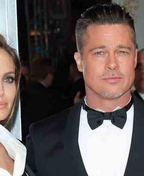 Angelina Jolie habla por primera vez de su divorcio de Brad Pitt