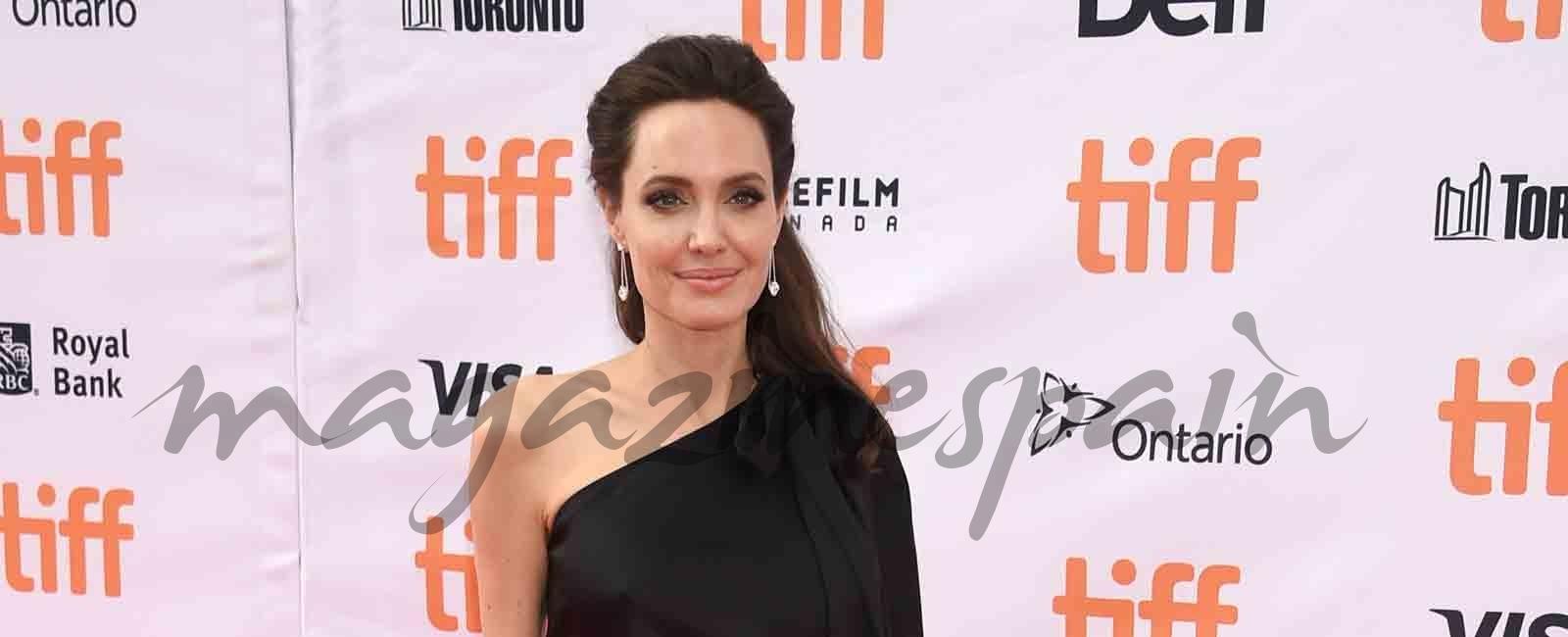 Angelina Jolie candidata a los Óscar como productora
