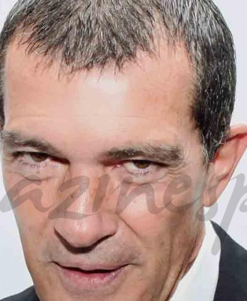 Antonio Banderas de nuevo hospitalizado, a causa de una dolencia cardíaca