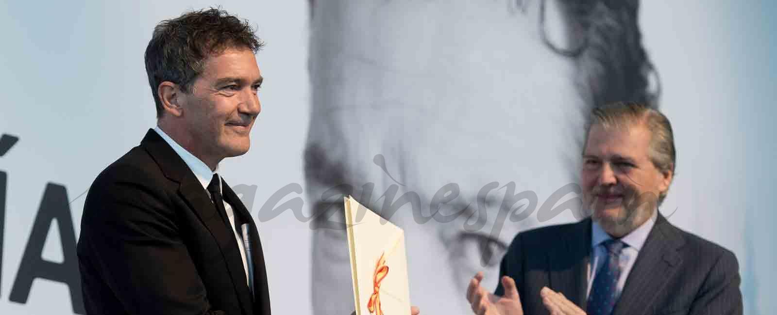 Antonio Banderas Premio Nacional de Cinematografía 2017