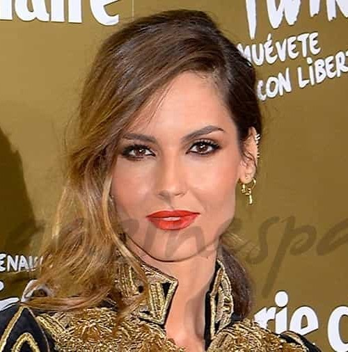 Desfile de bellezas en los premios de la moda Marie Claire