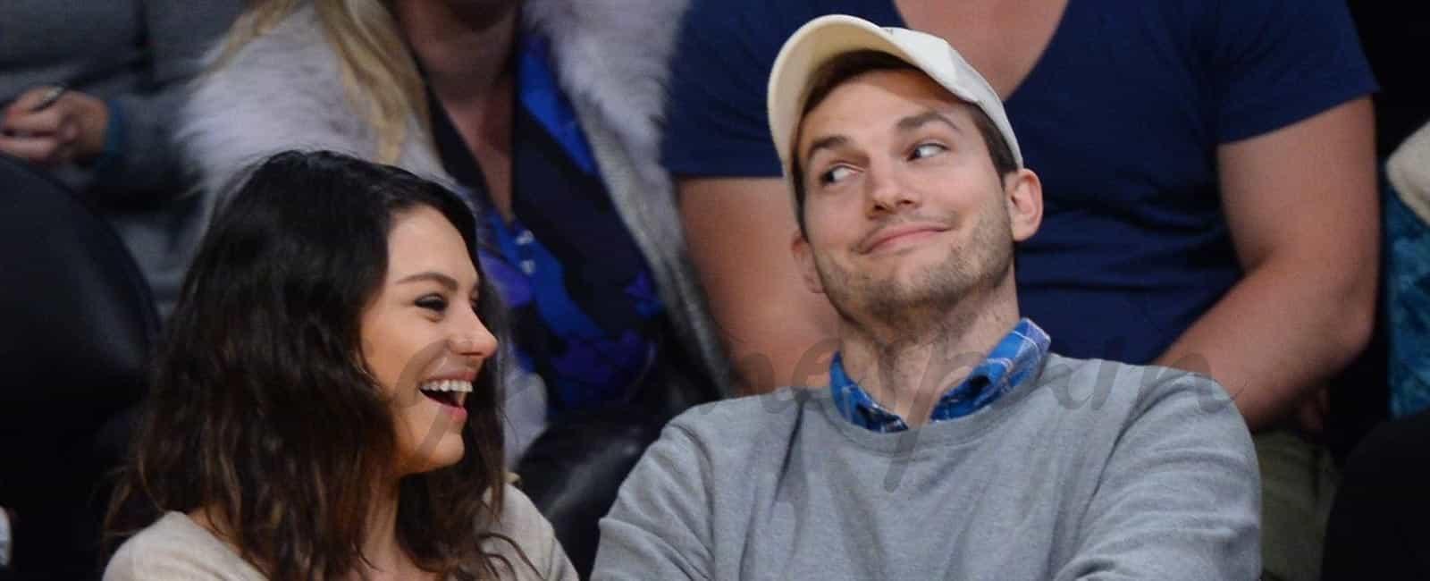 Mila Kunis y Ashton Kutcher, nace su segundo hijo