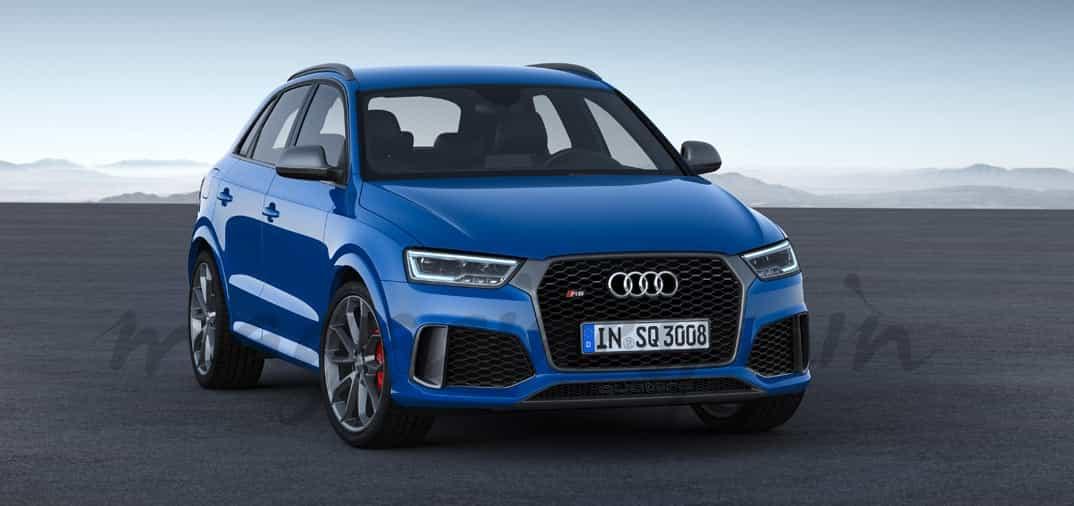 Nuevo Audi RS Q3