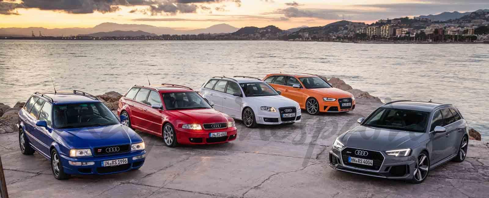 Nuevo Audi RS4 Avant, el icono del fabricante alemán de sus RS