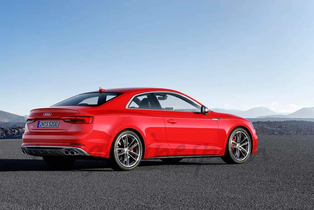 nuevo audi s5 coupe