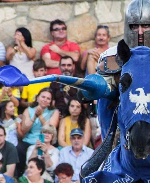 Ávila invita a soñar en clave medieval