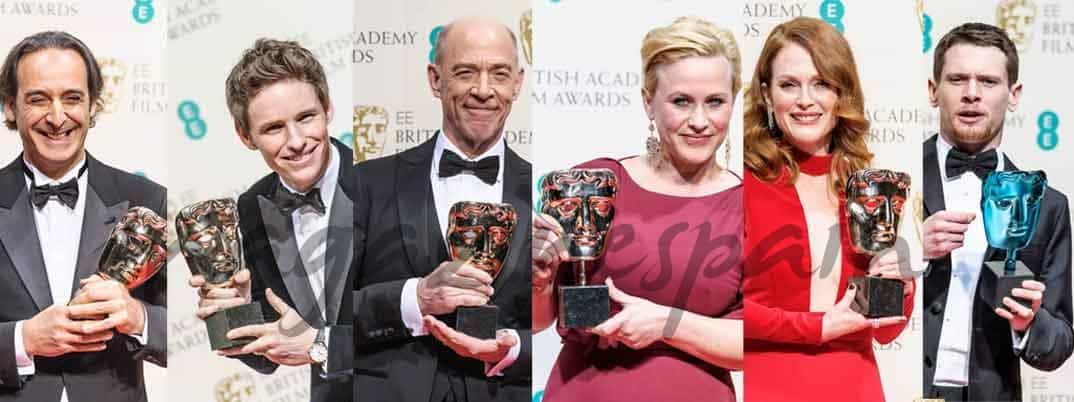 Premios Bafta 2015