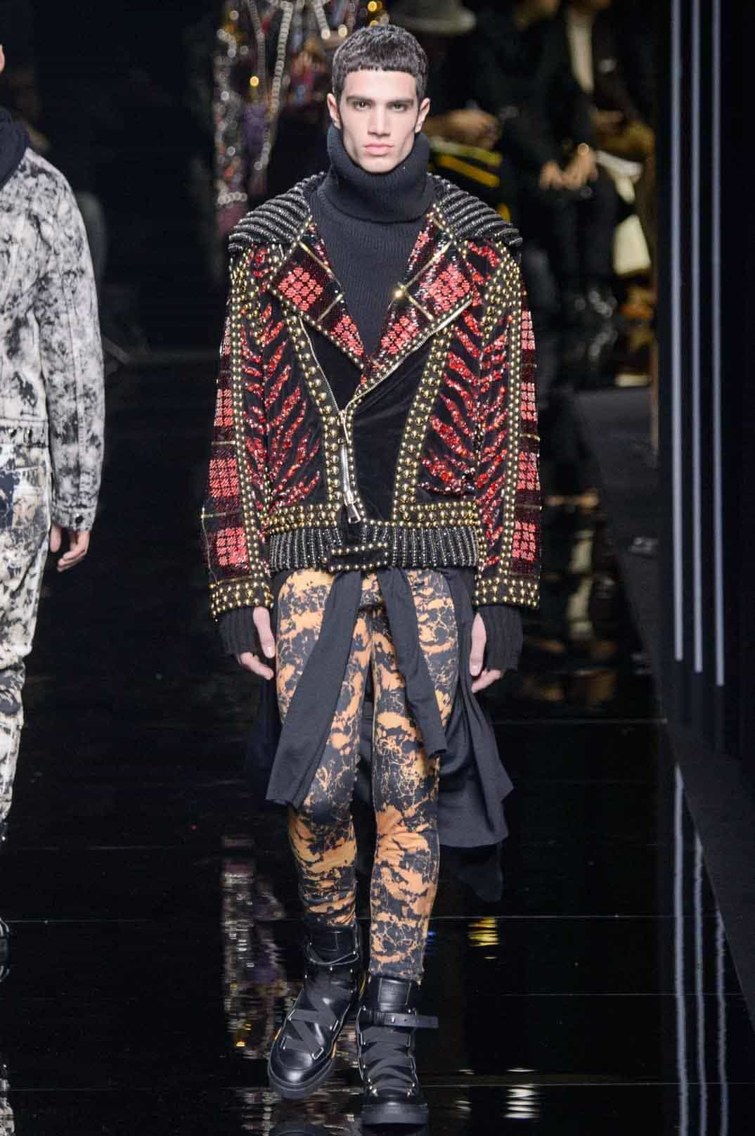 paris fashion week men otoño invierno 2017 2018