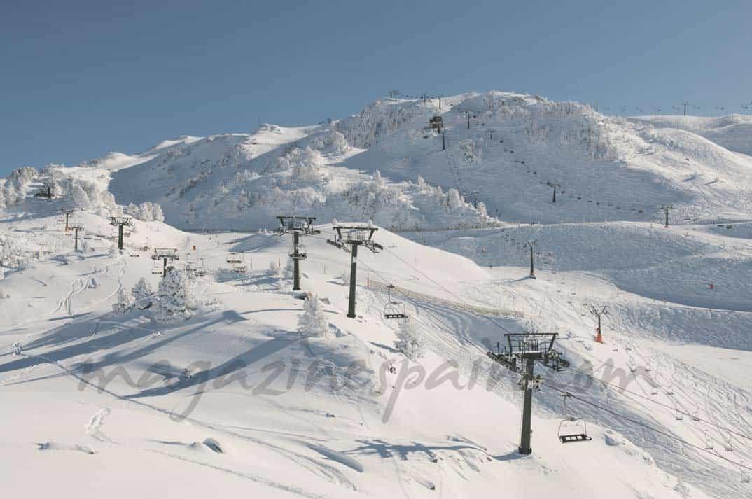 Nos vamos a esquiar a Baqueira Beret